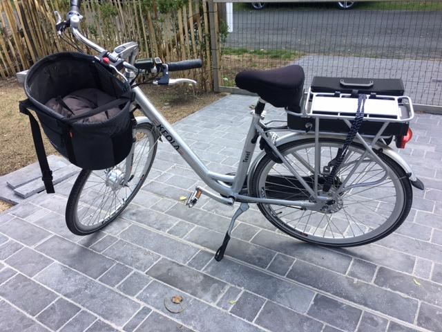 fiets verhuur elec