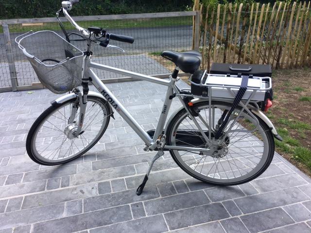 fiets verhuur